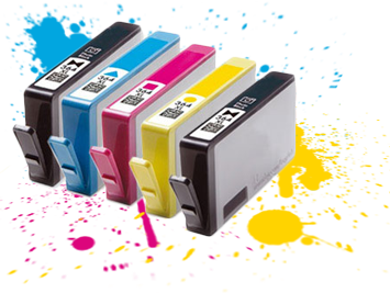 how to use generic ink in canon printer